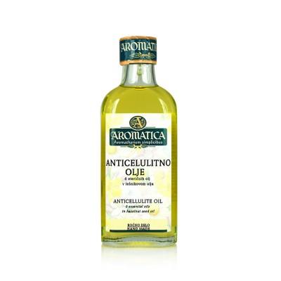 Anticelulitno olje