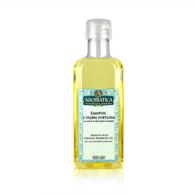 Šampon z oljem svetlina