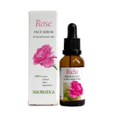 Serum za obraz Vrtnica